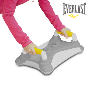 Wii Fit Everlast Push Up Bar