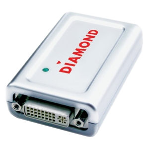 DIAMOND BVU195 USB External Video Display Adapter - USB