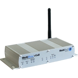 Multi-Tech MultiModem MTCBA-EV2-EN2-GP-N2 Wireless Router - 1 x Network Port Desktop