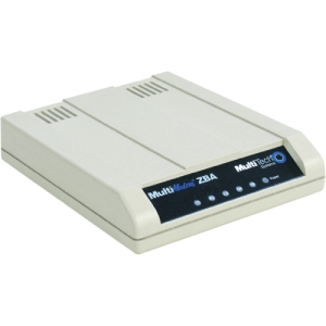 Multi-Tech MultiModem ZBA MT9234ZBA-V Data/Fax/Voice Modem - Serial - 2 x RJ-11 - 56 Kbps
