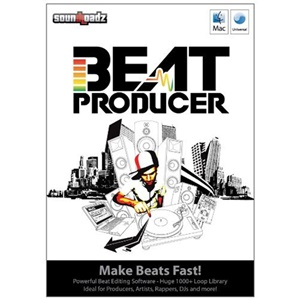 AMG Beat Producer - Audio Editing - PC, Mac, Intel-based Mac