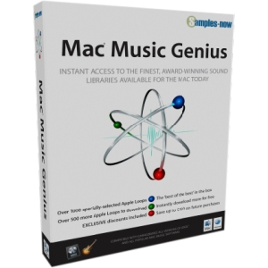AMG Mac Music Genius - Audio Collection - Mac