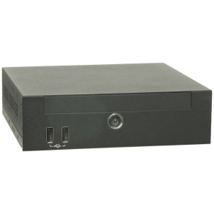AOpen Digital Engine DE67-HA Barebone System Mini PC - Intel QM67 Express Chipset - Socket PGA-988 - 1 x Processor Support - Black - 8 GB Maximum RAM Support - Serial ATA - Intel HD 3000 Graphics Integrated - 2 x Total Bays - 2 x Total Expansion Slots - D
