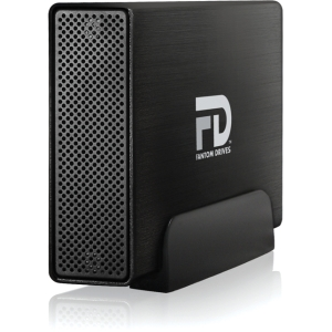 "Fantom Gforce/3 2 TB 3.5"" External Hard Drive - USB 3.0 - 7200 rpm - 32 MB Buffer"