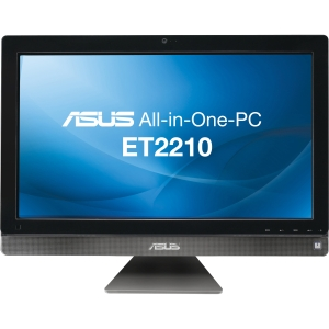 "Asus EeeTop ET2210IUTS-B006C Desktop Computer - Intel Core i3 i3-2120 3.30 GHz - All-in-One - 21.5"" Touchscreen Full HD Display - 4 GB RAM - 500 GB HDD - D"