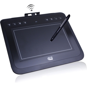 "Adesso W10 Graphics Tablet - Wireless - 8"" x 5"" - 4000 lpi - Pen - USB"