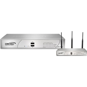 SonicWALL NSA 220W Appliance Only - 7 Port - 1 Expansion Slot - Wi-Fi IEEE 802.11n