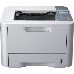 Samsung ML-3712ND Laser Printer - Monochrome - 1200 x 1200 dpi Print - Plain Paper Print - Desktop - 37 ppm Mono Print - 300 sheets Input - Automatic Duplex Print - LCD - Gigabit Ethernet - USB