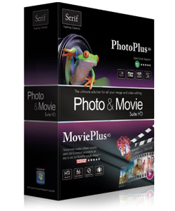 Serif Photo &amp; Movie HD Suite