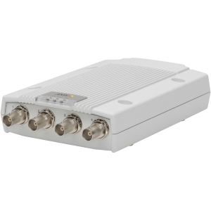 Axis M7014 Video Encoder - Functions: Video Encoding, Video Streaming - 512 MB - PAL, NTSC