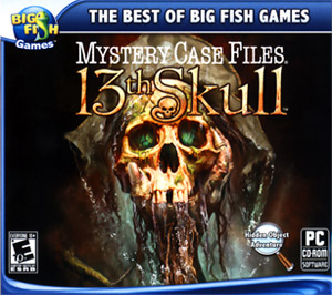 Mystery Case Files: 13th Skull