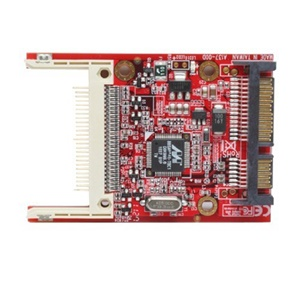 Aleratec Serial ATA Flash Card Reader - CompactFlash Type I, CompactFlash Type II, Microdrive - Serial ATA