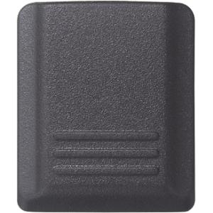 Alpha Accessory Shoe Cap, Black