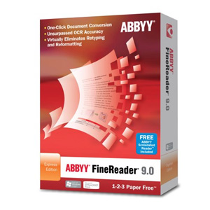 Abbyy FineReader 9 Express