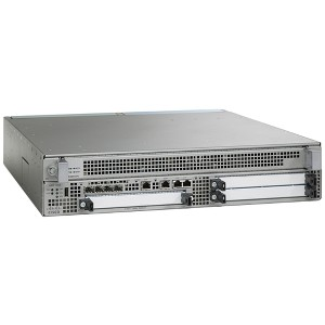 Cisco ASR 1002 Aggregation Service Router - 4 Ports - 8 Slots - Rack-mountable