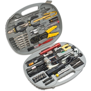 SYBA Multimedia 145-Piece Premium Computer Repair Service Tool Kit