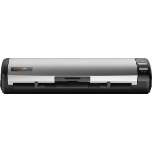 Plustek MobileOffice D412 Sheetfed Scanner - 48-bit Color - 16-bit Grayscale - USB