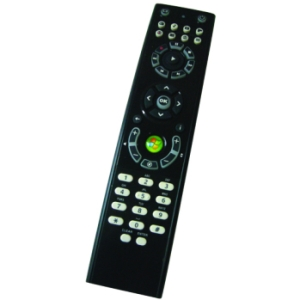 Azend GP-IR01BK Universal Remote Control - For Xbox 360, Media Center, PC
