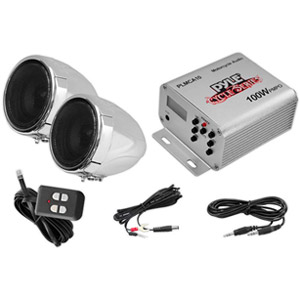 Pyle PLMCA40 Audio Accessory Kit