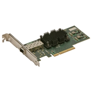 ATTO FastFrame NS11 Fiber Optic Card - Low-profile