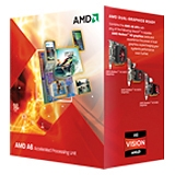 AMD Fusion A8-3850 2.90 GHz Processor - Socket FM1 - Quad-core - 1 Pack