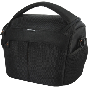 Vanguard 2GO 25 Carrying Case for Camera - Black - Polyester
