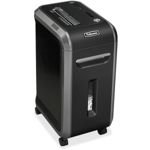 Fellowes Powershred 99Ci 100% Jam Proof Cross-Cut Shredder - Cross Cut - 17 Per Pass - 9 gal Waste Capacity