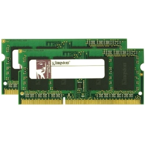 Kingston 8GB DDR3 SDRAM Memory Module - 8 GB (2 x 4 GB) - DDR3 SDRAM - 1333 MHz DDR3-1333/PC3-10600 - Non-ECC - Unbuffered - 204-pin - SoDIMM