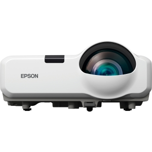 Epson PowerLite 420 LCD Projector - 4:3 - 1.8 - NTSC, PAL, SECAM - 1024 x 768 - XGA - 3,000:1 - 2500 lm - HDMI - USB - VGA In - Ethernet - 294 W - 2 Year Warranty