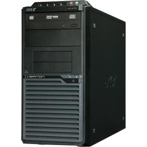 Acer Veriton Desktop Computer - Intel Pentium G630 2.70 GHz - 2 GB RAM - 250 GB HDD - DVD-Writer - Genuine Windows 7 Professional