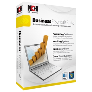 NCH Software Business Essentials Suite - Management for Mac or PC