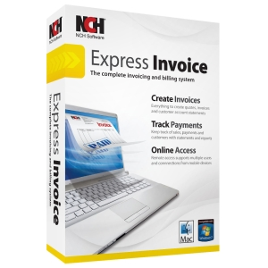 NCH Software Express Invoice - Management for PC or Mac