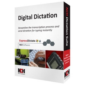 NCH Software Dictation Suite - Voice Recognition Retail - PC, Mac