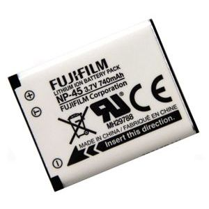 Fujifilm NP-45A Digital Camera Battery - 700 mAh - Lithium Ion (Li-Ion) - 3.7 V DC