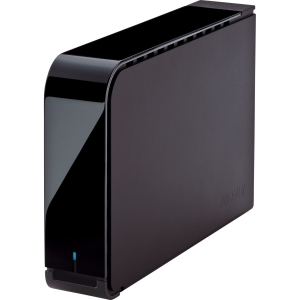 Buffalo DriveStation Axis Velocity HD-LXU3 1 TB External Hard Drive - 1 Pack - USB 3.0 - SATA - 7200 rpm
