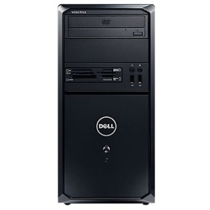 Dell Vostro Desktop Computer - Intel Core i5 i5-2400 3.10 GHz - Mini-tower - 4 GB RAM - 500 GB HDD - DVD-Writer - Intel HD 2000 1.70 GB Graphics Card - Genuine