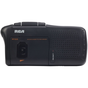 RCA RP3528 Analog Voice Recorder - Portable