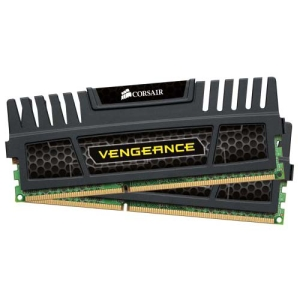 Corsair Vengeance 16GB DDR3 SDRAM Memory Module - 16 GB (2 x 8 GB) - DDR3 SDRAM - 1600 MHz DDR3-1600/PC3-12800 - Non-ECC - Unbuffered - 240-pin DIMM