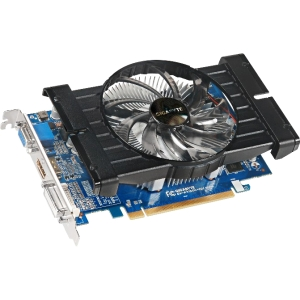 Gigabyte Radeon HD 7750 Graphic Card - 880 MHz Core - 1 GB GDDR5 SDRAM - PCI Express 3.0 - 4500 MHz Memory Clock - 2560 x 1600 - Fan Cooler - DirectX 11.0, OpenGL 4.2 - HDMI - DVI - VGA