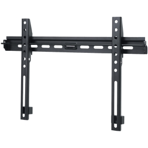 "OmniMount VideoBasics VB100F Wall Mount for Flat Panel Display - 23"" to 42"" Screen Support - 100.00 lb Load Capacity - Black"