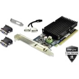 PNY GeForce 8400 GS Graphic Card - 1 GB GDDR3 SDRAM - PCI Express x16 - DirectX 10.0 - DVI - VGA