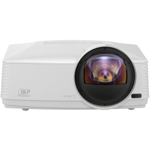 Mitsubishi XD365U-EST 3D Ready DLP Projector - 720p - HDTV - 4:3 - SECAM, NTSC, PAL - 1024 x 768 - XGA - 3,000:1 - 2500 lm - HDMI - USB - VGA In - Ethernet - 340 W - 3 Year Warranty