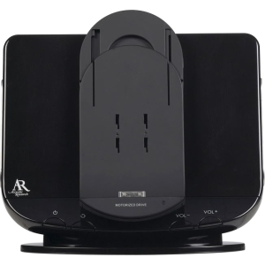 Acoustic Research ARS28i Speaker System - 10 W RMS - Black - iPod Supported