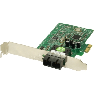 Transition Networks N-FXE-SC-02 Fiber Optic Card - 1 x SC Port(s) - Low-profile