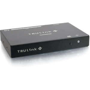 C2G TruLink Video EXtender - 1 Input Device - 4 Output Device - 300 ft Range - 4 x Network (RJ-45) - 1 x VGA In