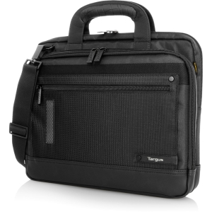 "Targus Revolution TTL213US Carrying Case for 14"" Ultrabook, Notebook - Black - Nylon"