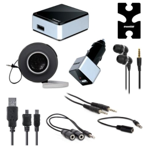 i.Sound Audio Accesory Kit