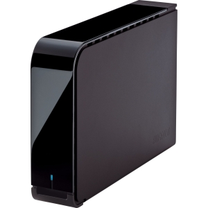 Buffalo DriveStation Axis Velocity HD-LXU3 3 TB External Hard Drive - 1 Pack - USB 3.0 - SATA - 7200 rpm