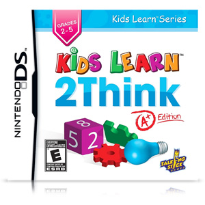 Kids learn to Think: A+ (Edition Nintendo DS)