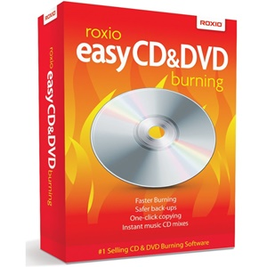 Corel Easy CD & DVD Burning 2011 - Complete Product - 1 User - CD/DVD Burning - Standard Retail - CD-ROM - PC - English